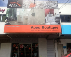 Flagship Store | Apex Ceramics City | Luxury spirit for your home